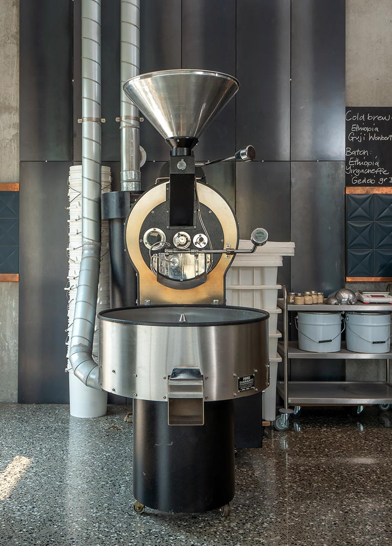 The Branches Artisanal Coffee Roasters